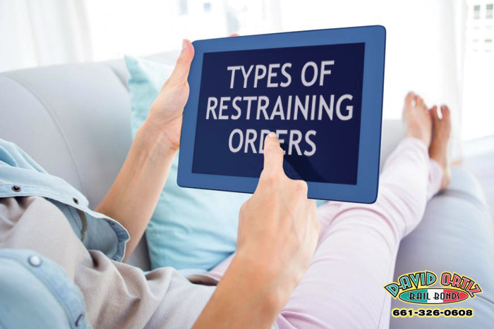 Types Of Restraining Orders Tulare