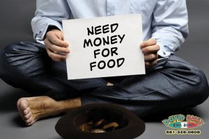 Can Someone Get Into Trouble For Begging?