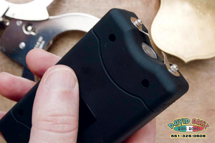 Is It Legal To Own A Stun Gun Or Pepper Spray In CA?